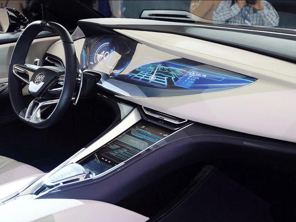 Buick Avista Concept Vehicle