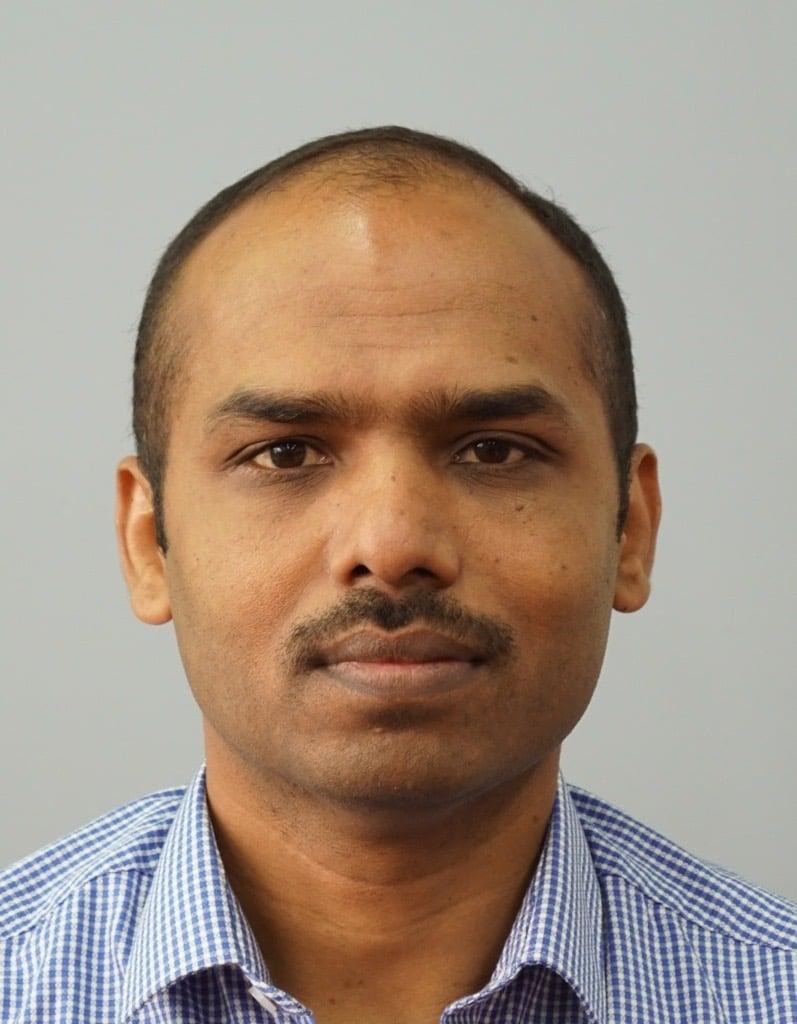 Adarsh Patil - headshot