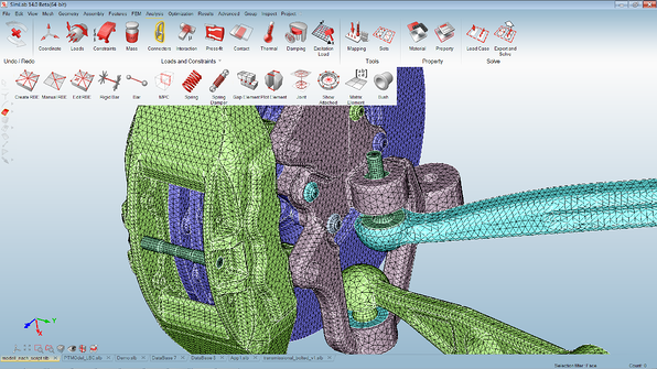 Meshing_and_Assembly_1920x1080_HW14.0_SimLab_Brake_Assembly.png