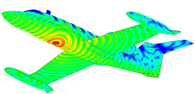 国防及航空装备天线及天线布局仿真技术网络研讨会