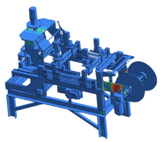 simsolid machine rig-1